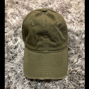 Army Green Distressed Hat